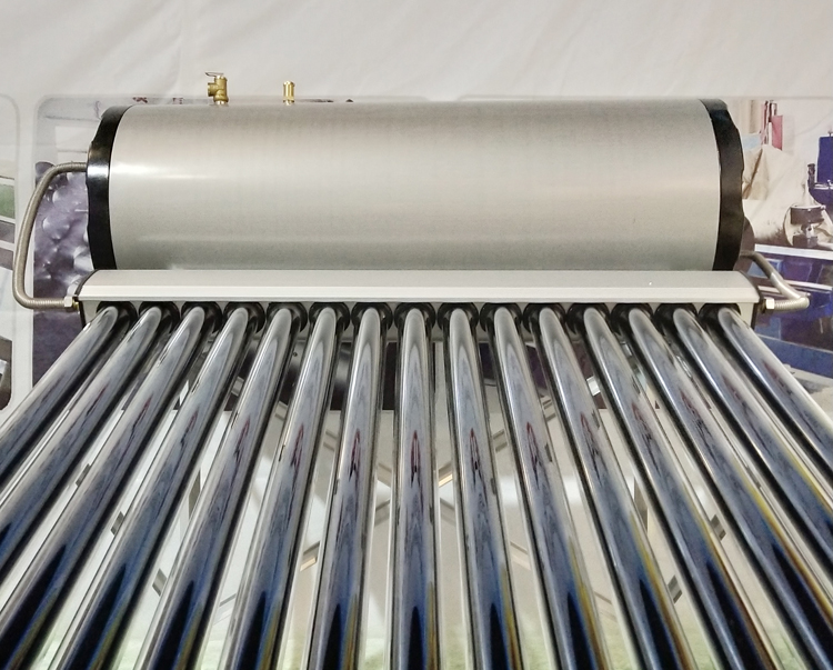 2019 New 150L Solar Water Heater Compact Heat Pipe Solar Collector Solar Water Heater