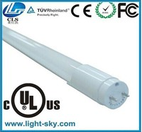 UL DLC TUV CE certified 4ft 18w led t8 lamp