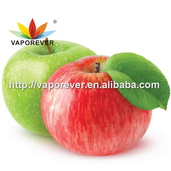 Double apple flavor e liquid flavour concentrates for diy vapor juice