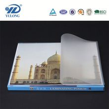 Anti-static plastic laminating film thermal with SGS certificate