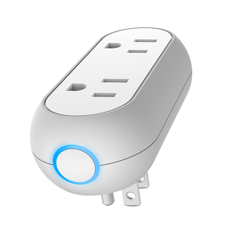 Avatar best selling 100-240V ETL smart <strong>plug</strong> 2 in 1 wifi <strong>plug</strong> US compatible with Amazon alexa