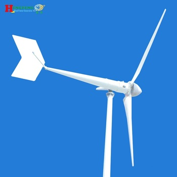 10kw low rpm alternator type wind generator