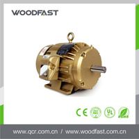 China small induction three phase 220v electric motor 1 hp 5 hp