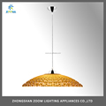Hot sell dining room imitation crystal modern pendant lighting E27 lamp holder