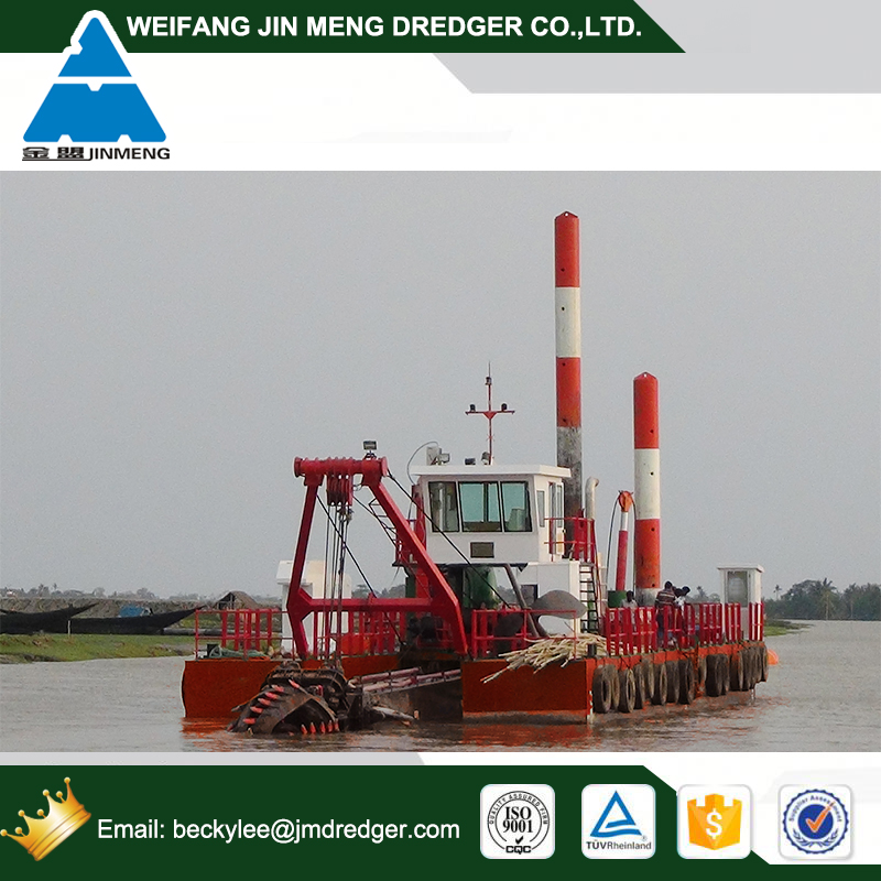 5000m3 Cutter Suction Dredger GOOD USE IN Bangladesh
