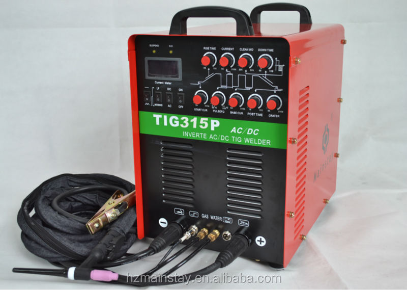 AC DC TIG Welding Machine/ TIG Welding Machine Price AC DC TIG-315P