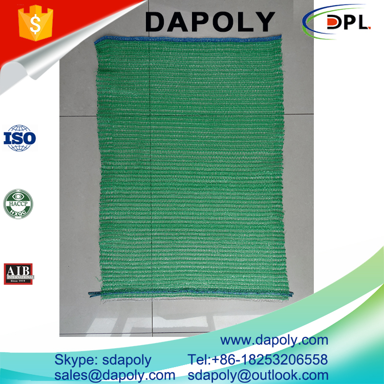 Quality Assurance competitive price raschel mesh bags