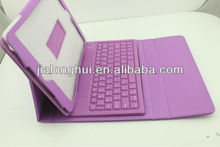 2014 New arrival! Stand PU Leather Case with Wireless Keyboard for 7.9'' Tablet PC,Bluetooth Keyboard For iPad 5