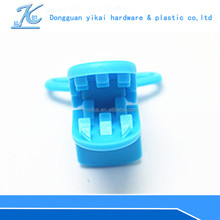 Promotional plastic soother holder clip,plastic clips for clothes,retaining spring clips