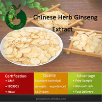 100% Pure Chinese Herb Medicine Ginseng Extract
