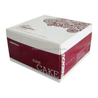 Hot sales box for cardboard cake