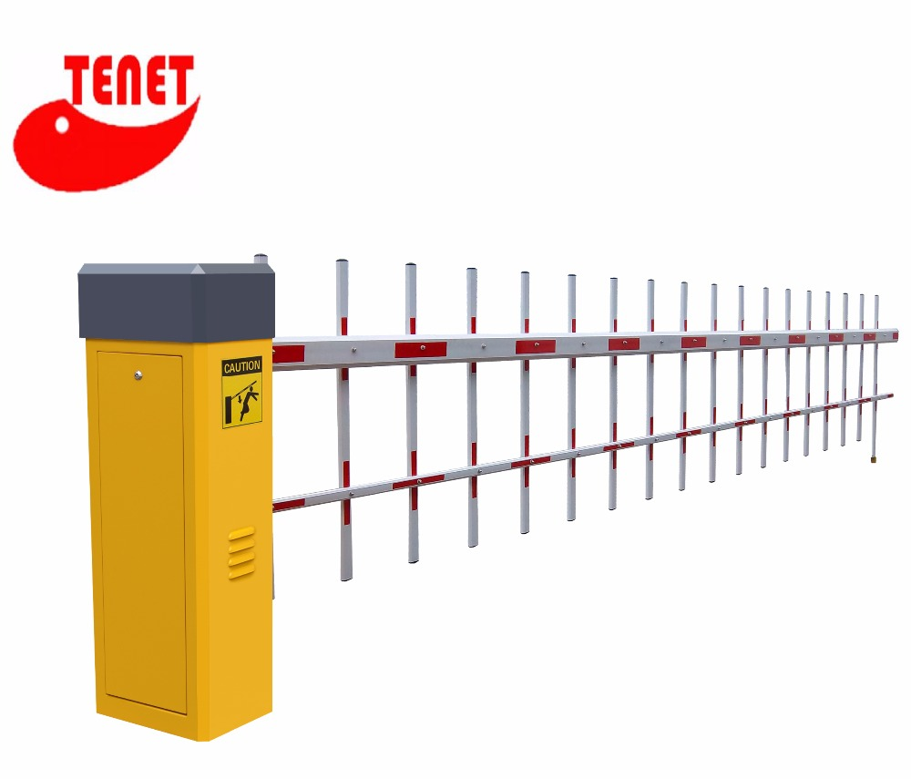 Retractable Fence Barrier/Boom Gate for Parking/Access Control