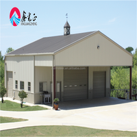 factory direct sale prefab metal buildings with professional designs manufactured in China