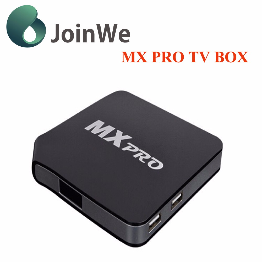 JoinWe KODI preloaded IPTV MX PRO turkish google 4.4 Android TV box