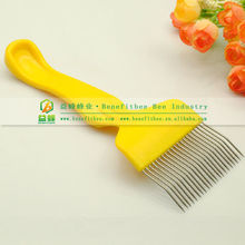 High quality honey scraper uncapping fork beekeeping equipment 21pin
