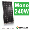 Competitive price 240w monocrystalline solar panel from China factory