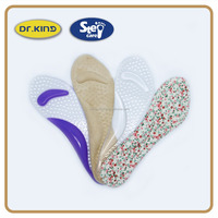 Orthopaedic flat foot insoles shoe manufacturer