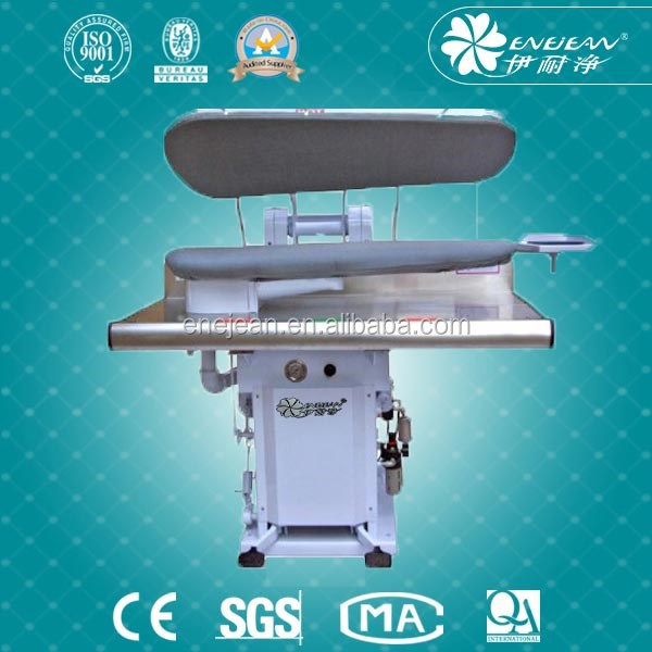 best used t shirt clothes ironing heat hot press machine for laundry