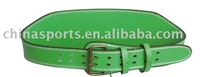 hot sale weight lifting leather belt(B3)