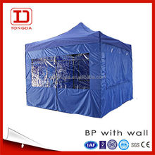 Cheap steep structure folding clear inflatable lawn tent