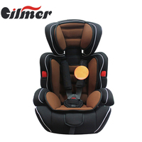 eco-friendly comfortable protective ECER44/04 9-36KG 9months-12 years old new model unique child car seats