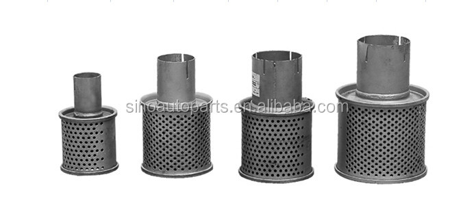 EXHAUST SPARK ARRESTOR FIRE ARRESTOR