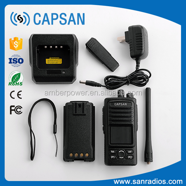 Hot commercial dual frequency walkie talkie cover