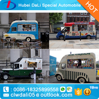 food vending truck van used car multicab for sale