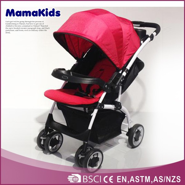 Top quality to make baby happy baby jogger EN1888 fancy baby stroller and pram