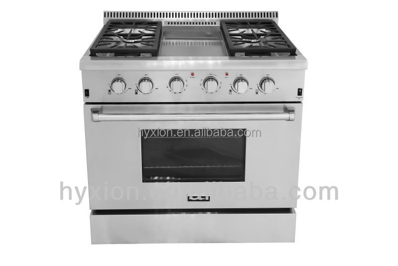 Hyxion professional Gas convection oven for home use