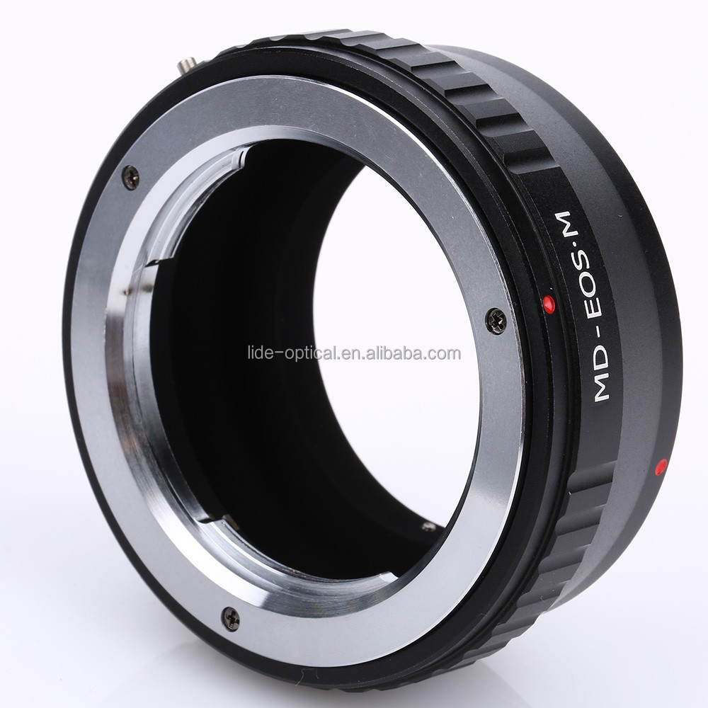 high quality Minolta MD lens mount adapter ring to for EF-M MD-EOS M