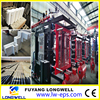 Longwell hot sale EPS foam construction polystyrene ICF machine