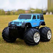 Fast Speed Cool Powerful Waterproof Off-road Rough Fast Remote Controlled Car