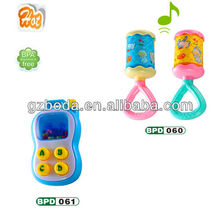 lovely cartoon plastic infant toy