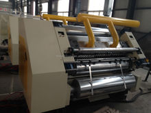 factory price fingerless type single facer machine/Corrugated board equipment/2 ply corrugated paper production line