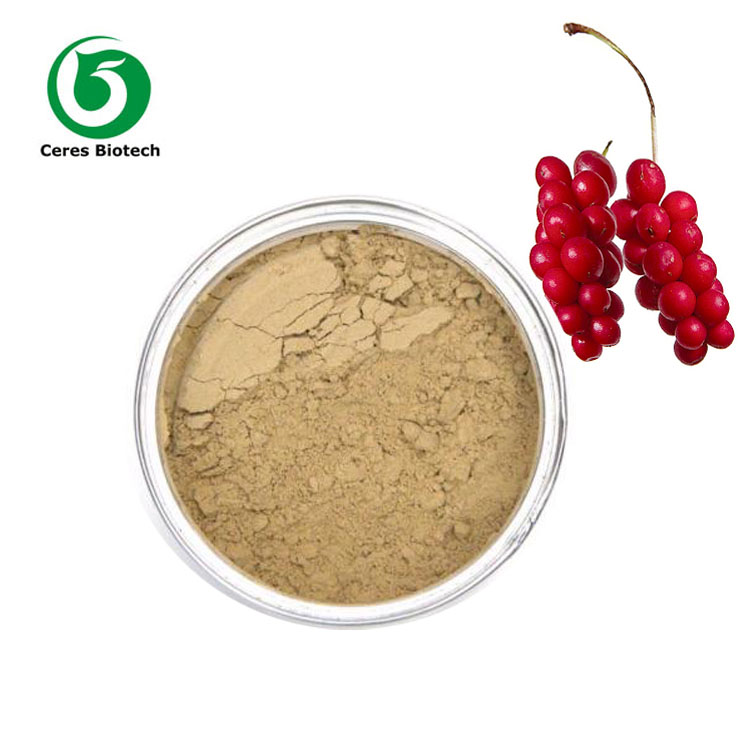 High Quality Extract Schizandra Berry Extract Powder