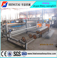 ANPING COUNTY HENGTAI WIRE MESH MACHINERY FACTORY/Auto Chain Link Fence machine