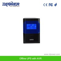 500va 650va 800va offline ups for computer with AVR function uninterrupted power supply