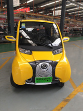 A01/4Small electric car with COC certificate/ EEC approved electric car with 2 seats