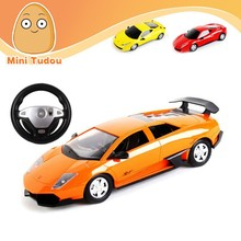 1:16 remote control car rc car with light and steering wheel gravity sensing