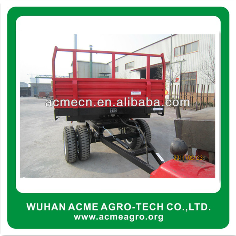 Axles for used agricultural trailer Camper trailer manufacturers china