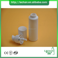 Cosmetic bottle and pump pressure sprayer soap foam airless pump bottle for skin milk