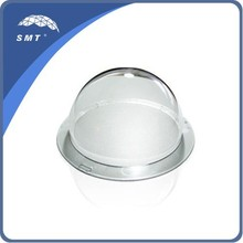 9 inch PTZ Dome Cover, clear dome cover, transparent plastic covers