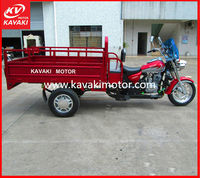 150CC/200CC/250CC cargo transport tricycle / three wheel tranporter/scooter made in China