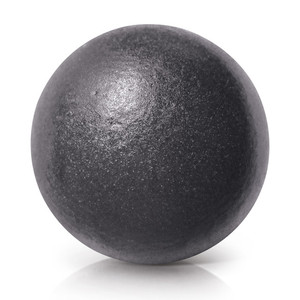 25mm forged grinding steel ball and cast grinding steel iron ball for ball mill