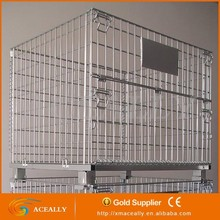steel warehouse storage cages