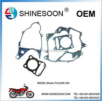 Full Gasket Set / Engine Reparing Kit / BAJAJ Motorcycle engine gasket set