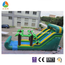 Hot Coconut Trees inflatable slide,cheap inflatable slide games