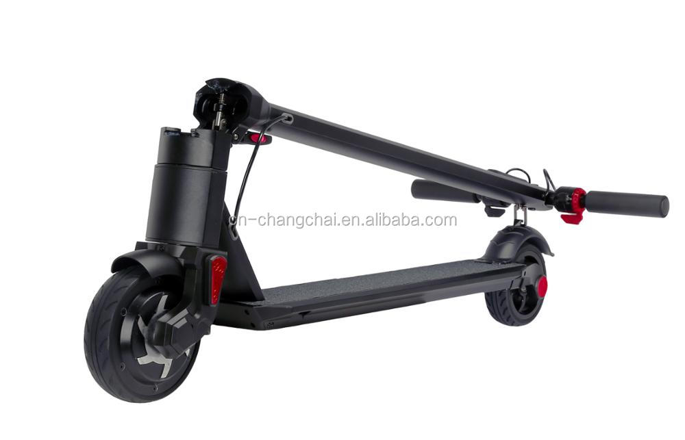 Folding 2 wheel 24V 250W  electric scooter