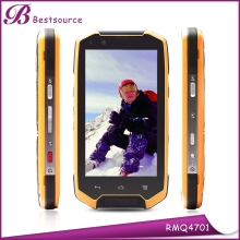 Outdoor best android ip68 waterproof shockproof dustproof cell phone